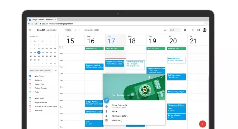 Google Calendar is Down Temporarily-Affecting Users World Wide
