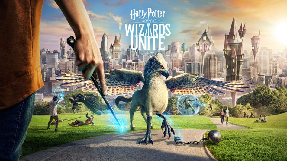 Harry Potter : Wizards Unite Makes its Way to US Early