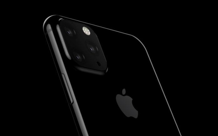 iPhone XI Case Shows Lighting Port and the Square Camera Bump