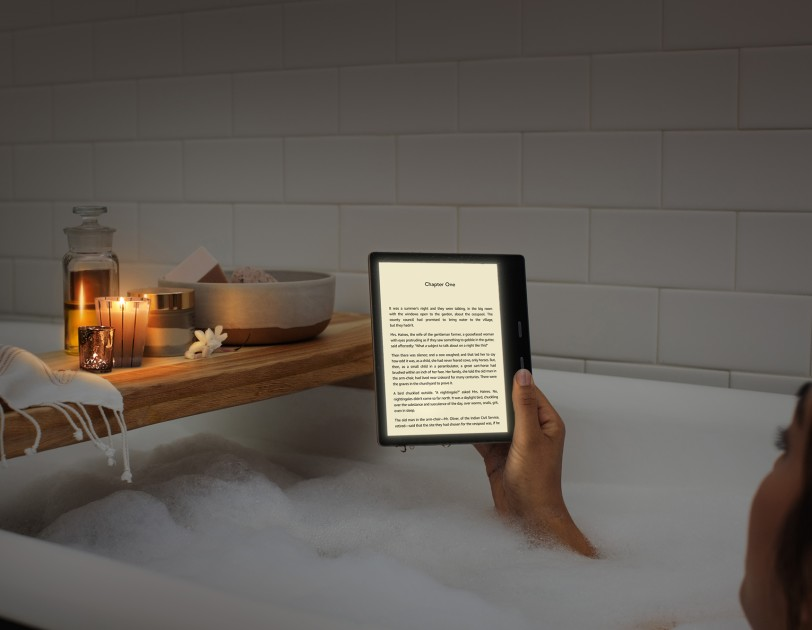Kindle Oasis 2 Launched, Now Comes with Variable Colour Tone Display