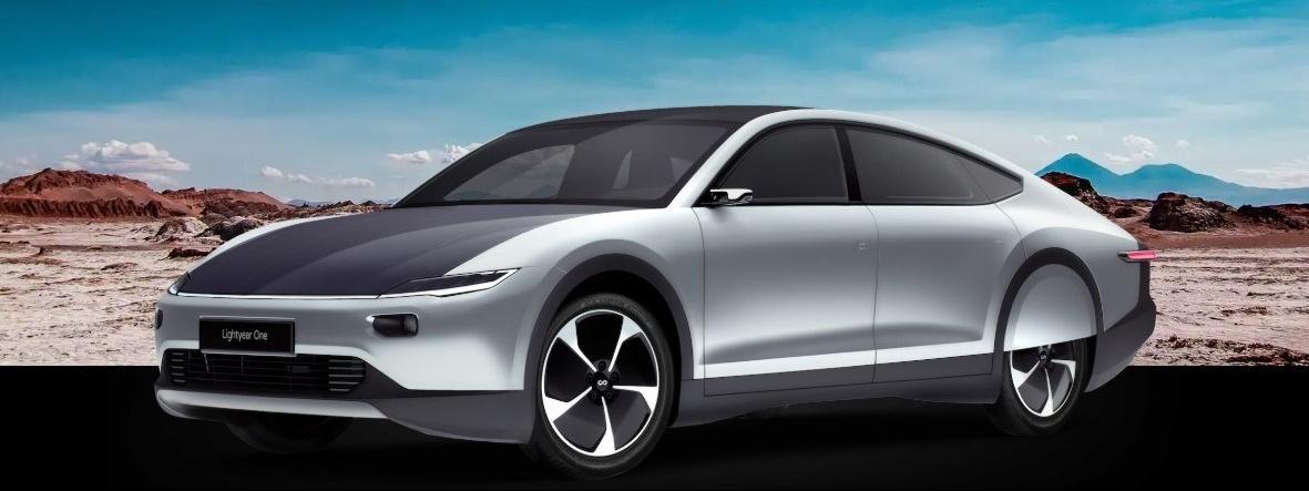 Lightyear One; Solar Car Prototype Unveiled