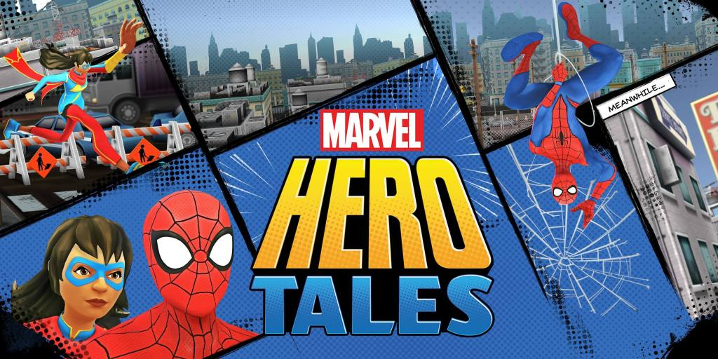 Marvel Has Launched a New Game to Help Develop Children's Language, Reading Skills