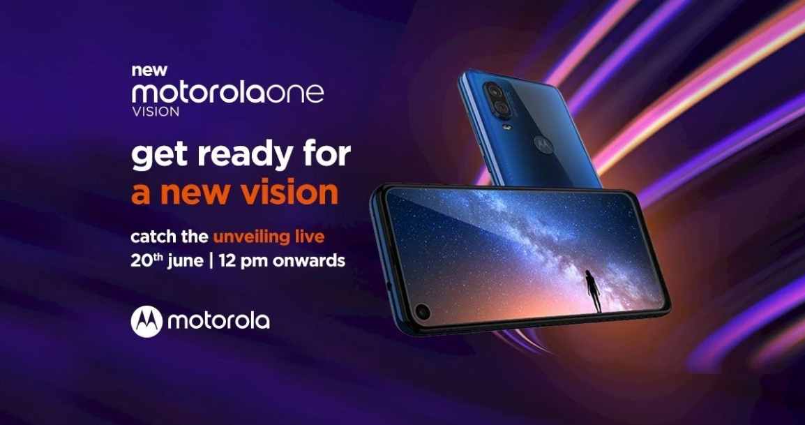 Motorola One Vision Launching Today: Watch the Live Stream Here.
