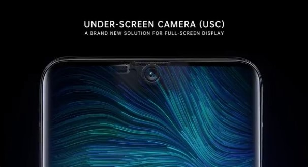 Oppo Premiers its First Underscreen Camera.