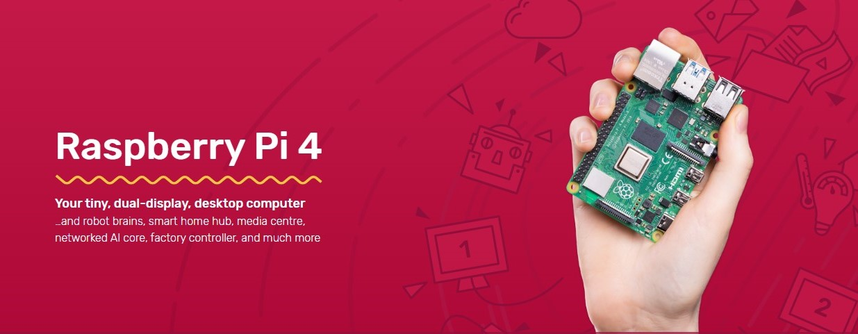Raspberry Pi with upto 4GB RAM, 4k support Launched and more